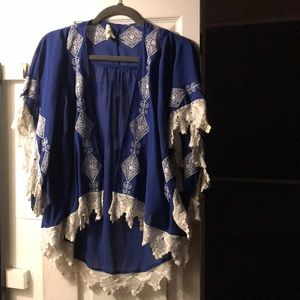 Urban Outfitters Kimono Cardigan Boho